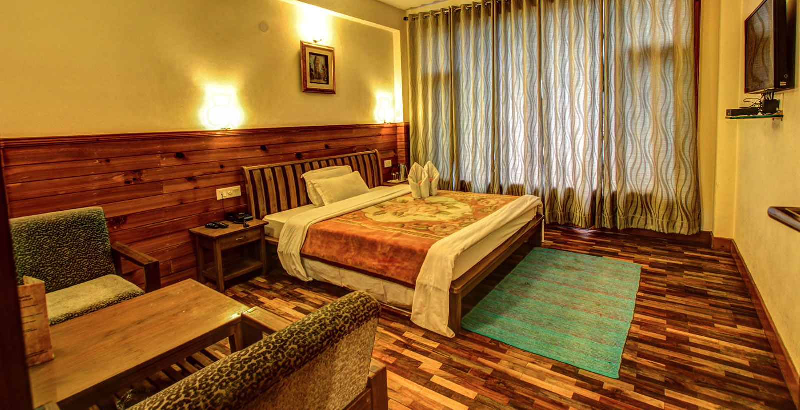 Keylinga Inn Hotel Rooms In Manali Kullu Valley Homestay Inncom Room Wiring Diagram Family Suites